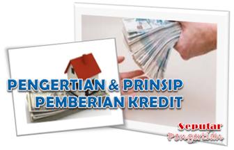 Pengertian Dan Prinsip Pemberian Kredit