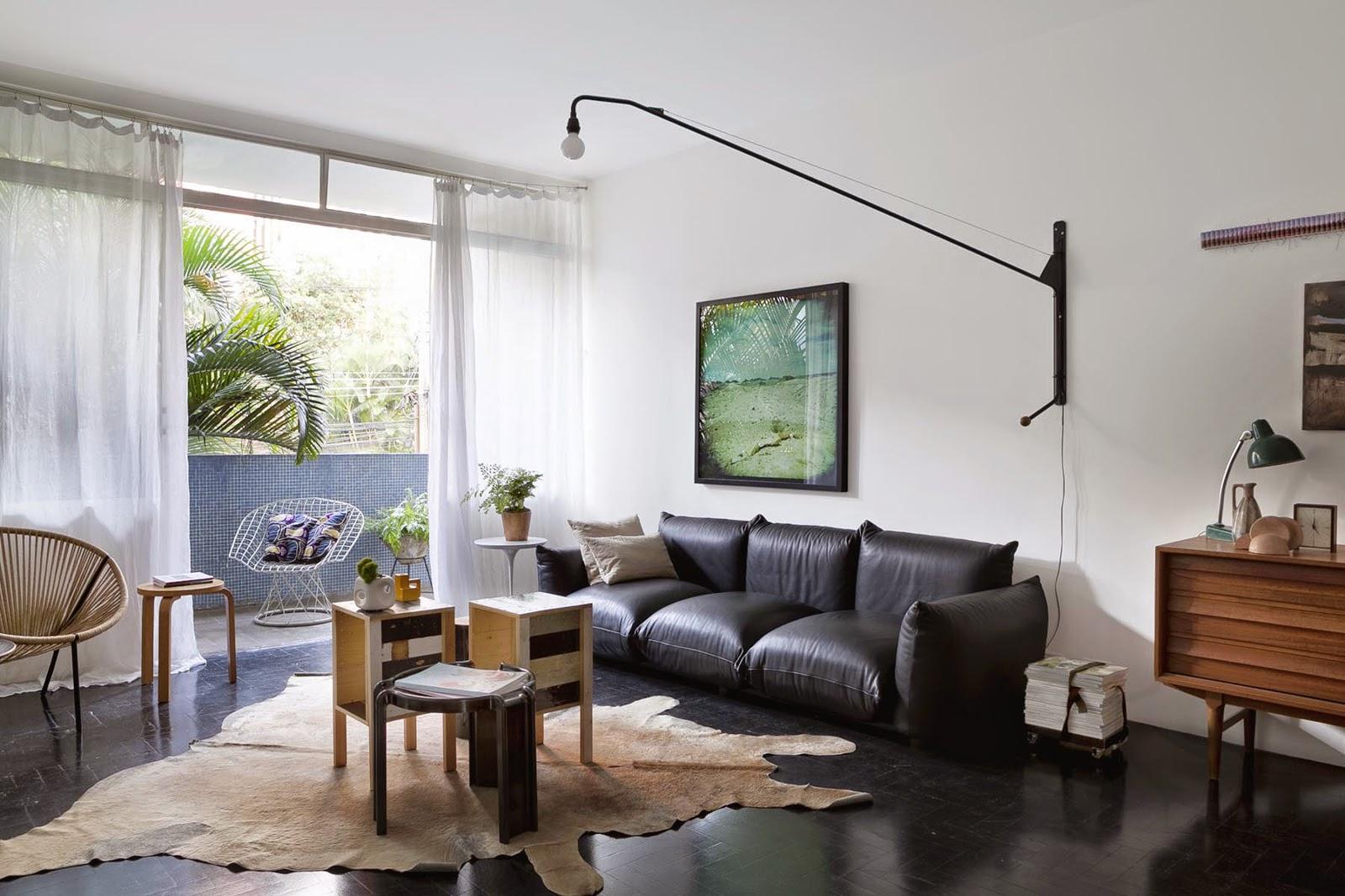 Apartamento do p tio it s monday but it s ok for Casa moderno kl