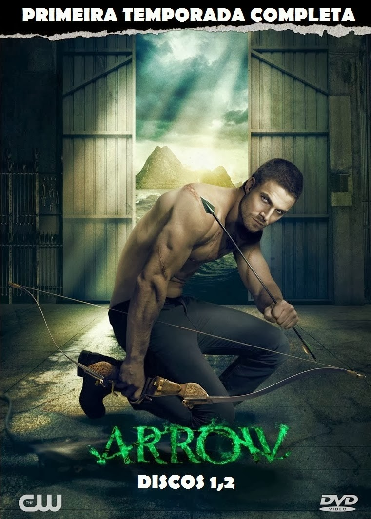 Arrow: 1ª Temporada Completa – Dublado