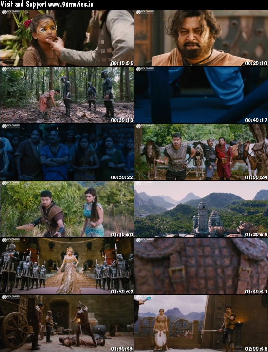 Puli 2015 Hindi Goldmine Version 720p HDRip 900mb
