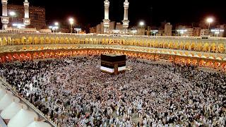 Ka'bah in Makkah