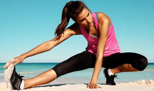 Comece a fazer exercício físico