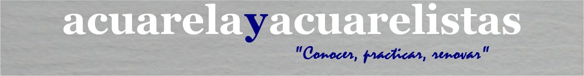 Acuarela y Acuarelistas