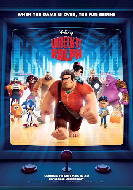 Disney's Wreck-It Ralph poster