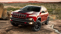 2014 Jeep® Cherokee front