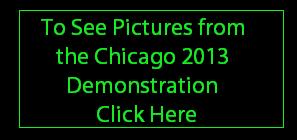 Lyme Demonstration 2013