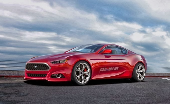 2015 Ford Mustang to Debut in December