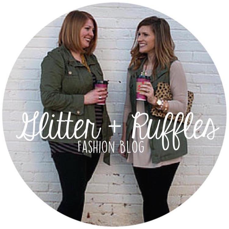 Glitter+Ruffles