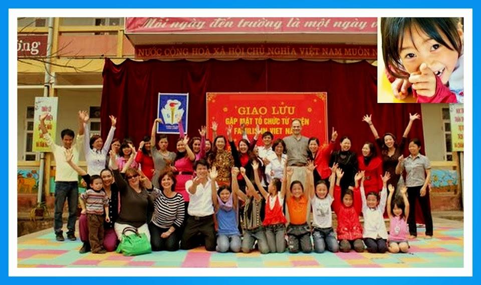 charitable dreams for Vietnam's Children,  Global Connection
