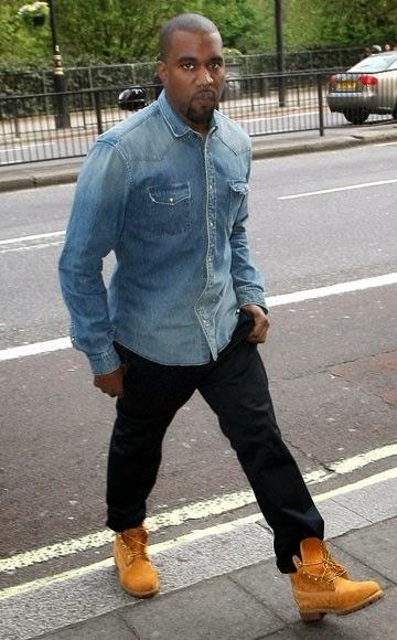 แฟชั่นผู้ชาย การแต่งตัวผู้ชายเท่ๆ แฟชั่นไอคอน Kanye West