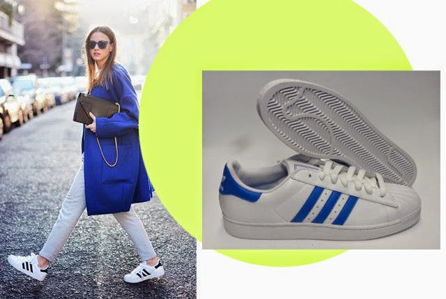 Look adidas superstar II