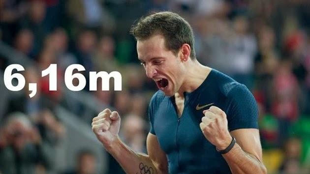 6,16: battuto il record di Bubka