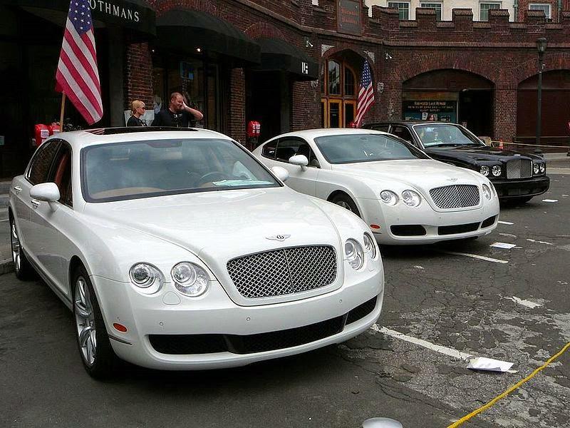 Marque de voiture - Bentley
