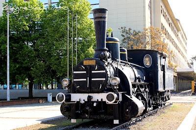 Lokomotiva - Glavni kolodvor