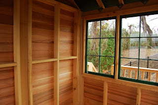 Natural State Treehouses Inc Fields Family Treehouse And