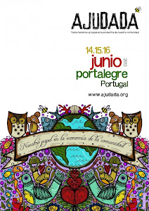 AJUDADA - ENCUENTRO INTERNACIONAL DE ECONOMIA DE LA COMUNIDAD - PORTALEGRE (PORTUGAL)