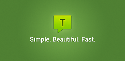 Time to replace your native SMS Android App with Textra SMS...its free for Android devices