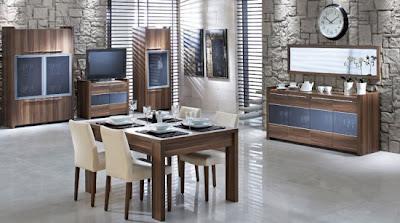 Do%C4%9Fta%C5%9F Yemek Odalar%C4%B1 2012 550x306 Tepehome yemek odası modelleri