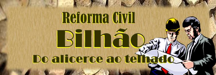 REFORMA CIVIL - CONSTRUÇÕES