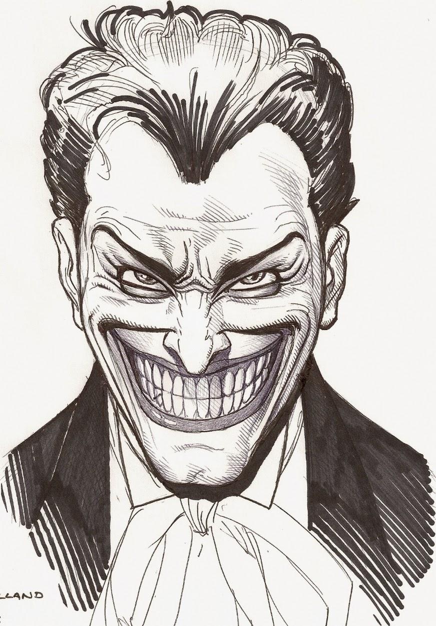 Comics' Stuff: Los 5 mejores dibujantes del Joker