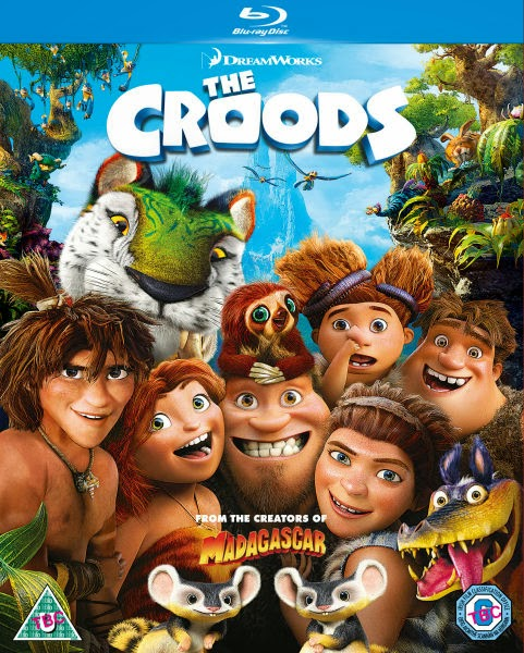 The Croods 2 Movie: Film Babble Blog: New Releases On Blu Ray & DVD: 10/1/13