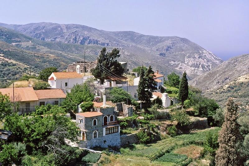 Village (Crète, Grèce)