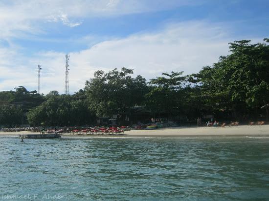 Ao Vongduen Beach of Koh Samet Island