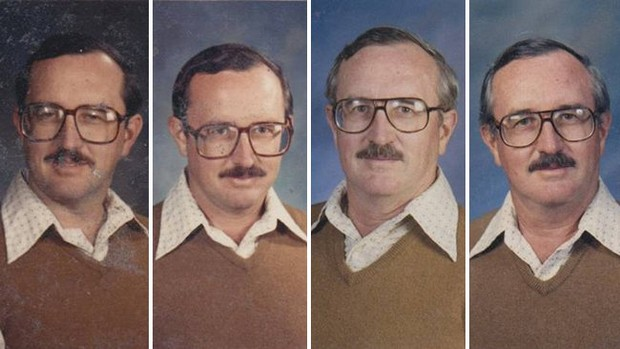 Dallas Teacher Wears Same Outfit