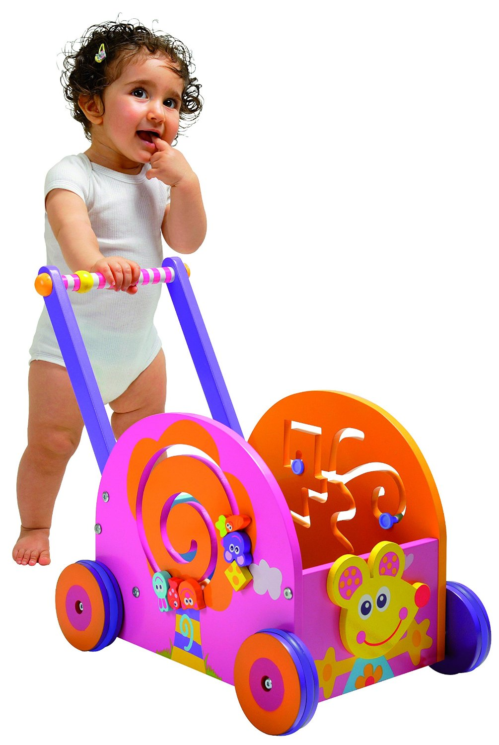 Toddler Toys Physical Toys : Push toys to help baby toddlers walk independently