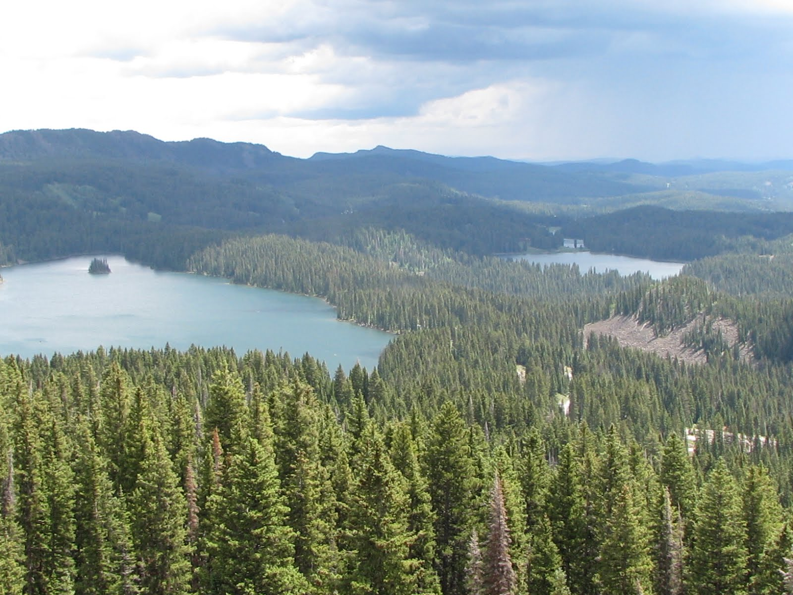 Cottonwood Lakes Elevation : Gjhikes land of lakes