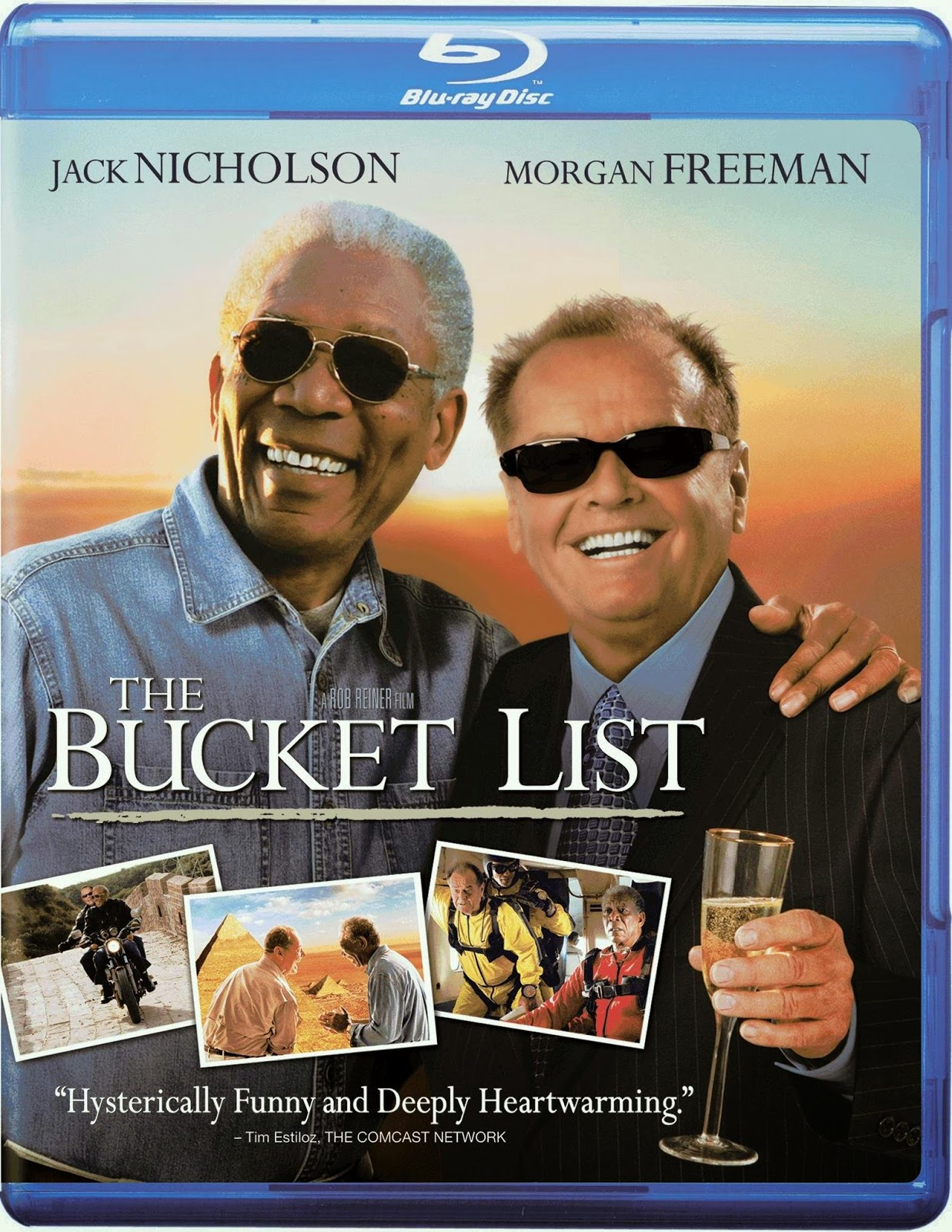 The Bucket List (2007) tainies online oipeirates