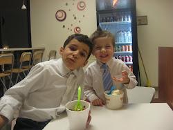 Silly Boys!!