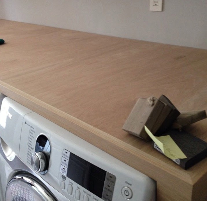 Http Www Fromgardners2bergers Com 2015 04 Weatherwood Stained Laundry Room Oak Html