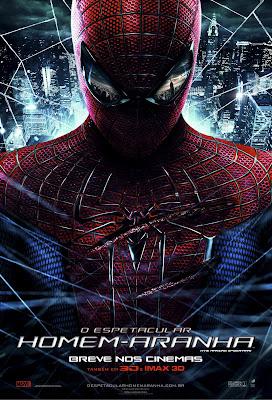 Assistir Filme O Espetacular Homem-Aranha Dublado Online