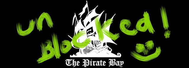 The Pirate Bay Unblocked ! celebrate !