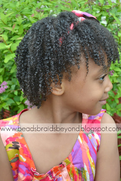 Beads Braids And Beyond Defining Short Natural Coils Amp Curls