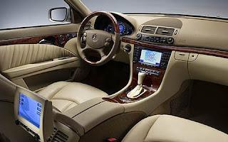 Mercedes-Benz-E-Class interior