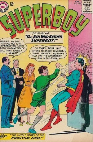 Superboy #104 image
