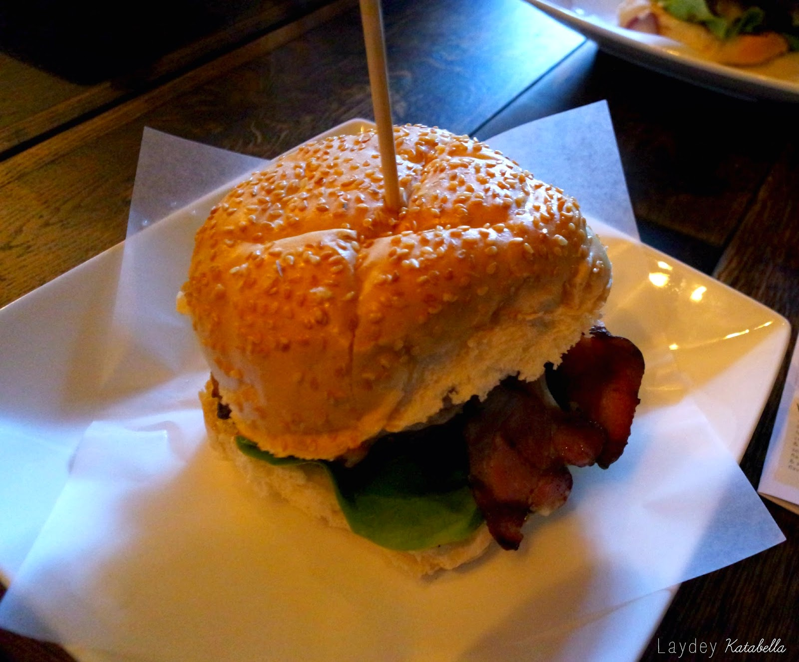 handmade burger co peterborough