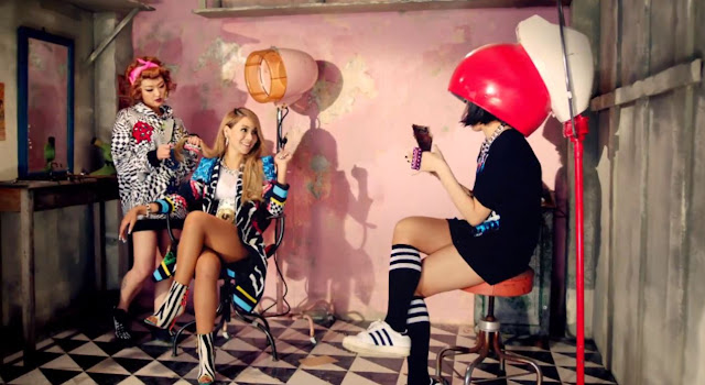 cl's the baddest female mv screencaps #6