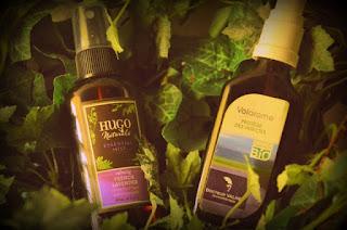 Mes produits cosmétiques bio à la fleur et aux plantes