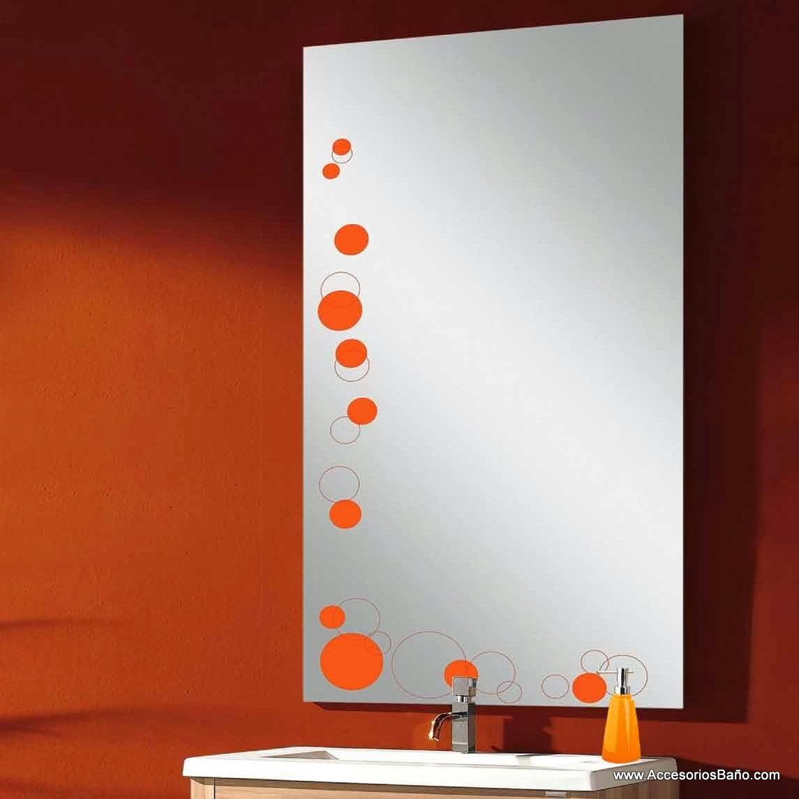 Espejos para cuarto de ba o ba os y accesorios for Espejo pared habitacion