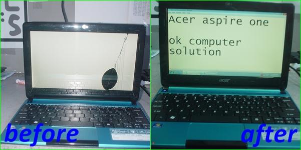 Repair Skrin Laptop Di Depan Mata Anda Repair Skrin Acer