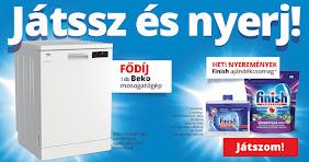 Nyerj Beko mosogatógépet!