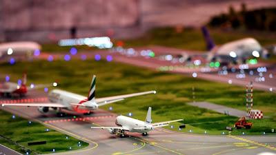 [Internacional]  (Imagens) Aeroporto de Hamburgo em miniatura  Knuffingen-airport_01+%252812%2529