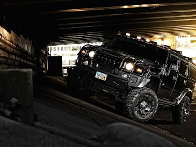fotos de camionetas hammers