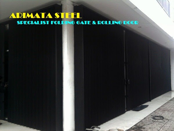 gambar untuk harga folding gate di karawang