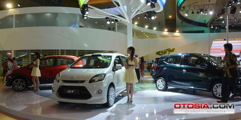 Sampai Juli, Penjualan Daihatsu Tembus 100.000 Unit