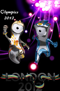 London 2012 Olympics iPhone Wallpaper