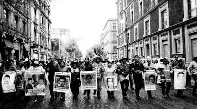 Atenco es semilla, 11 años del terrible #MayoRojo